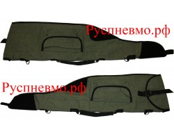 Чехол для ружья ИЖ-27 брезентовый с клапаном