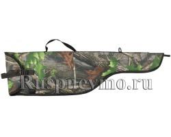 Чехол для ружья ИЖ-27 камуфляж с клапаном