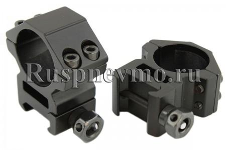 Кольца 25 мм Weaver средние
