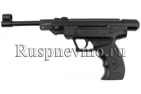 Пневматический пистолет Blow H-01 black