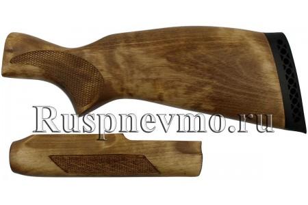 Приклад и цевье Бекас Помпа береза