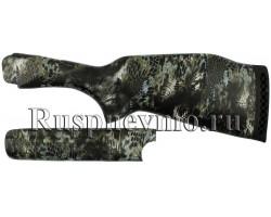 Приклад и цевье ИЖ-12 Камуфляж