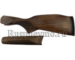 Приклад и цевье ИЖ-27 Орех резин. затыльник