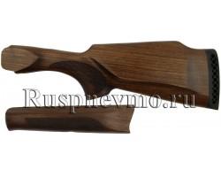 Приклад и цевье ИЖ-27 (старого образца) Орех резин. затыльник, Монте-Карло