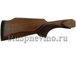 Приклад ИЖ-27 (старого образца) Орех резин. затыльник, Монте-Карло Левша