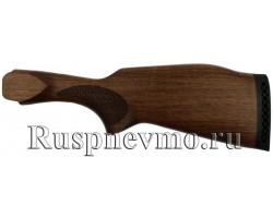 Приклад ИЖ-27 (старого образца) Орех резин. затыльник
