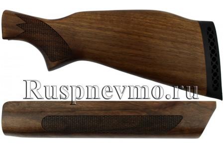 Приклад и цевье МР-155 Орех