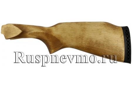 Приклад ТОЗ-34 Береза резин.затыльник