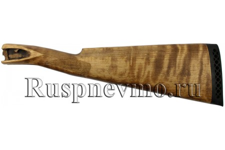 Приклад ТОЗ-БМ береза Англия резин. затыльник